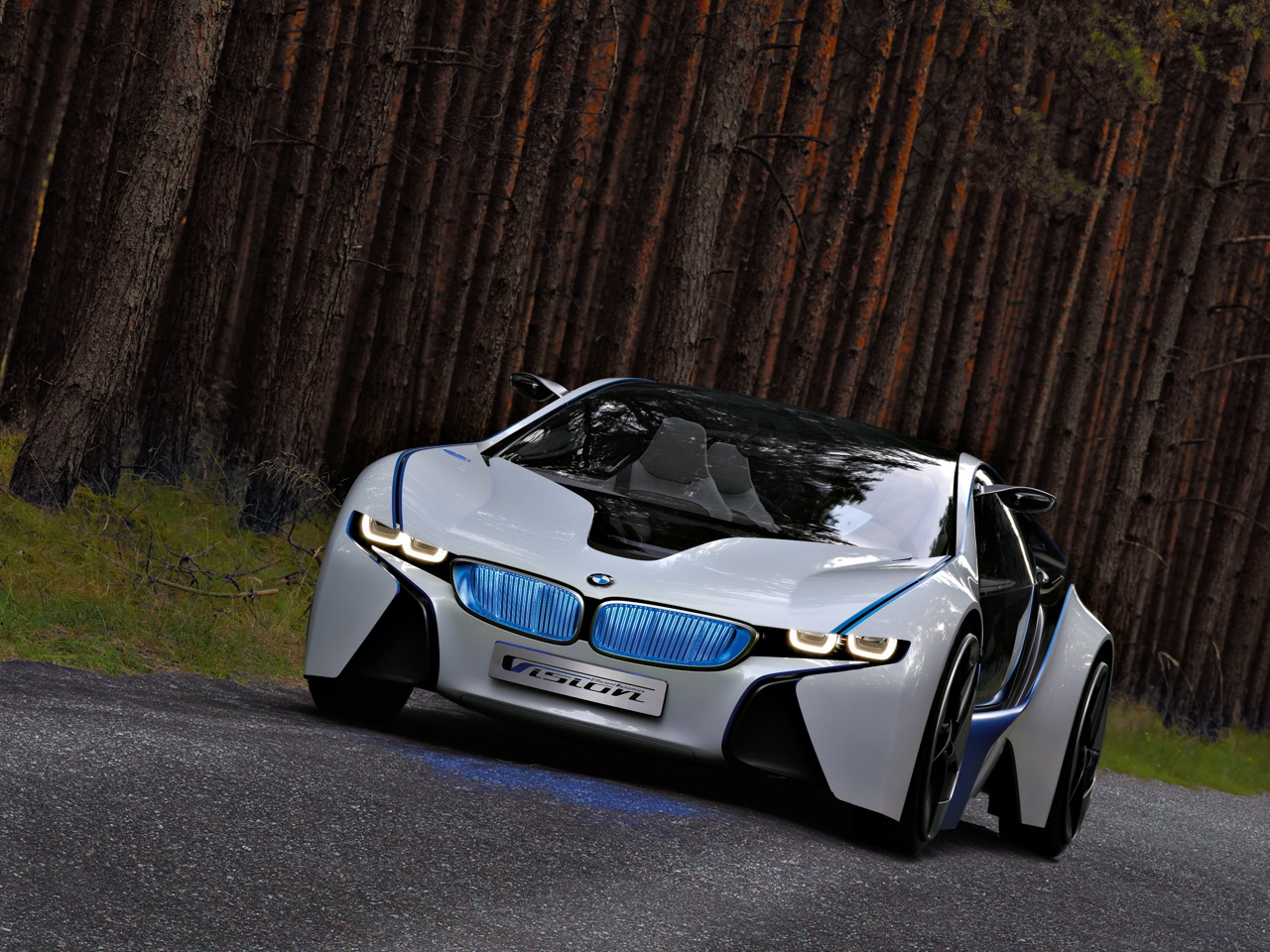 Bmw reveals an upcoming hybrid sports car tags bmw hybrid sports car